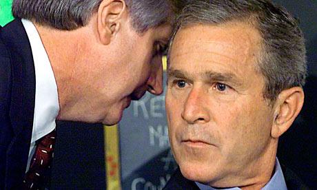 George Bush Sept 11