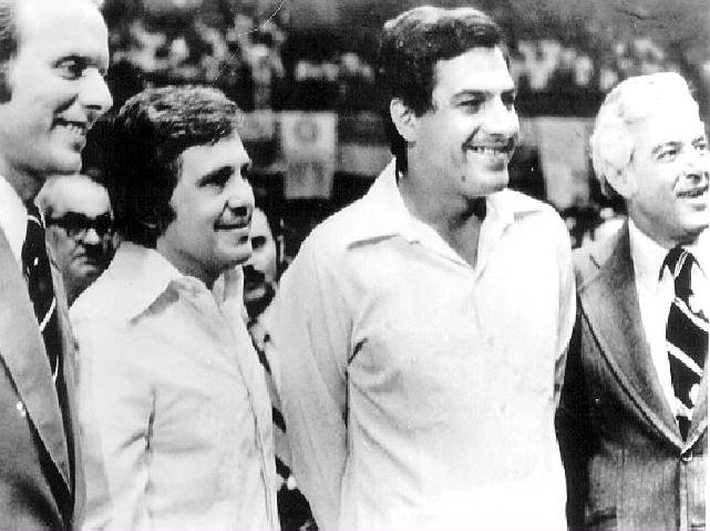 Ruben, Rafael and Romero