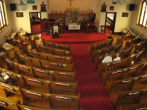 empty-church
