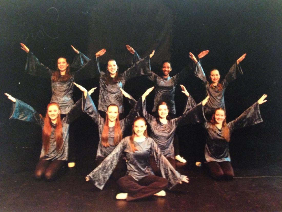 Ballet Praise