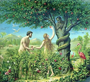 Garden of Eden - Fall of Man