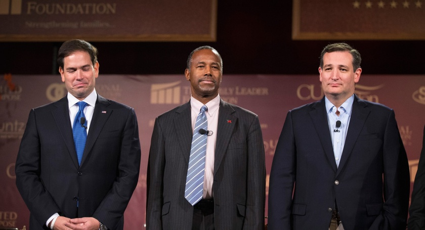 GOP Candidates Attend Presidential Family Forum In Des Moines