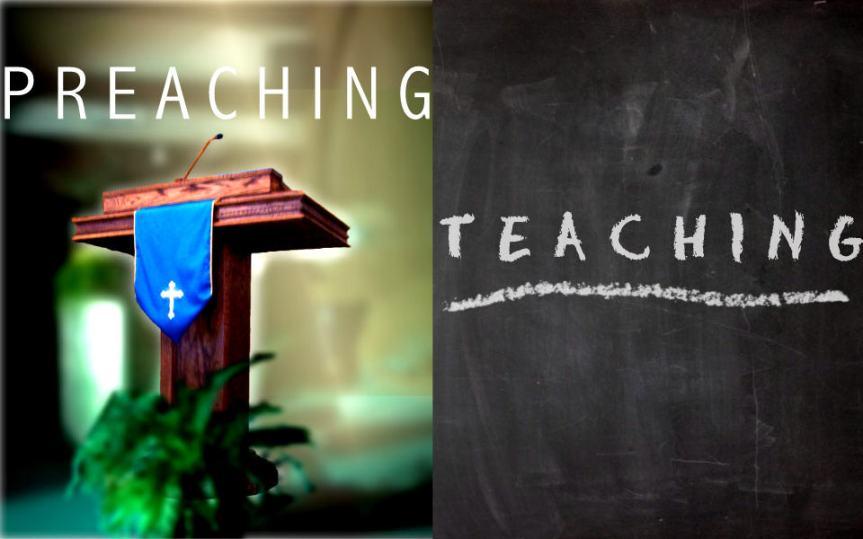 preachingteaching