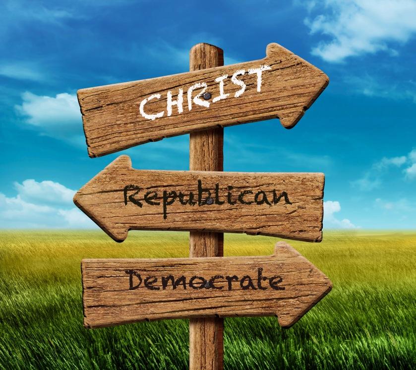 christ-politics